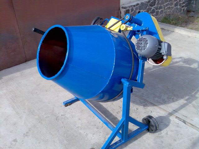 Электродвигатель для бетономешалки своими руками